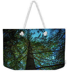 Tree Light Weekender Tote Bag by Bruce Pritchett