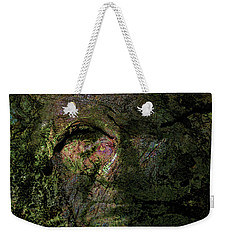 Weekender Tote Bag featuring the photograph Tree Memories # 18 by Ed Hall