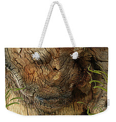 Weekender Tote Bag featuring the photograph Tree Memories # 22 by Ed Hall