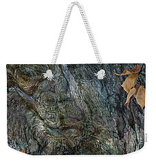 Weekender Tote Bag featuring the photograph Tree Memories # 33 by Ed Hall