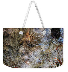 Weekender Tote Bag featuring the photograph Tree Memories # 35 by Ed Hall