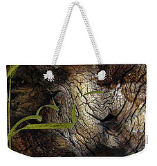 Weekender Tote Bag featuring the photograph Tree Memories # 37 by Ed Hall