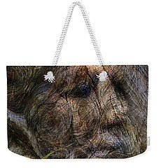Weekender Tote Bag featuring the photograph Tree Memories # 39 by Ed Hall