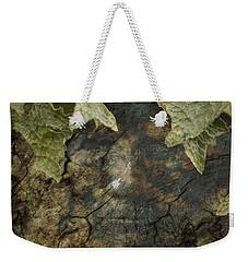 Tree Memories # 7 Weekender Tote Bag by Ed Hall