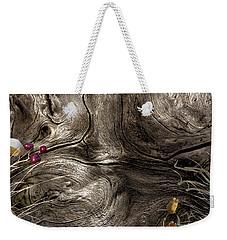 Tree Memories # 9 Weekender Tote Bag by Ed Hall
