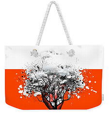 Tree Of Feelings Weekender Tote Bag by Paulo Zerbato