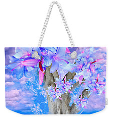 Tree Of Hope Weekender Tote Bag