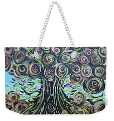 Tree Of Life- Fall Weekender Tote Bag