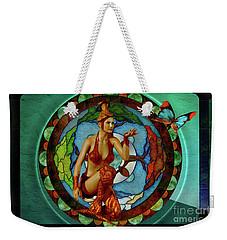 Tree Of Life Weekender Tote Bag by Shadowlea Is