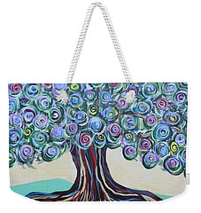 Tree Of Life-spring Weekender Tote Bag