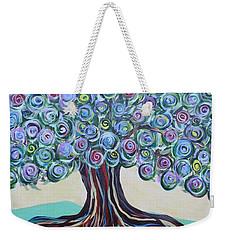 Tree Of Life-spring Weekender Tote Bag