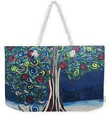 Tree Of Life - Summer Weekender Tote Bag