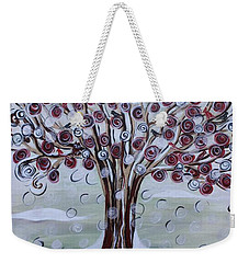 Tree Of Life - Winter Weekender Tote Bag