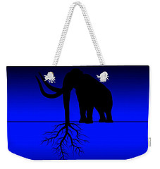 Tree Of Strength Prosperity And Longevity Weekender Tote Bag by Paulo Zerbato
