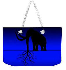Tree Of Strength Prosperity And Longevity Weekender Tote Bag