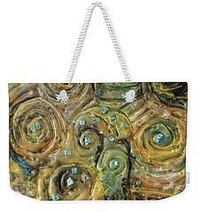 Tree Of Swirls Weekender Tote Bag