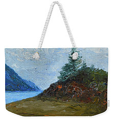 Tree On Turnagain Weekender Tote Bag