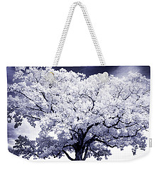 Weekender Tote Bag featuring the photograph Tree by Paul W Faust - Impressions of Light