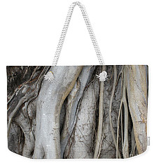 Tree Roots Weekender Tote Bag