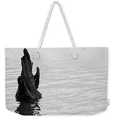 Tree Reflections, Rest In The Water Weekender Tote Bag