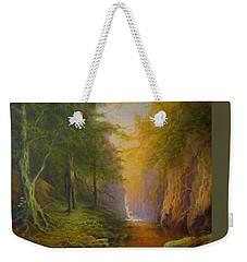 Tree Spirit Weekender Tote Bag