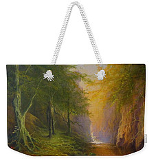 Fairytale Forest Tree Spirit Weekender Tote Bag