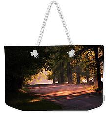 Tree Tunnel Weekender Tote Bag
