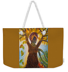 Tree Woman Weekender Tote Bag