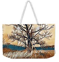 Tree1 Weekender Tote Bag