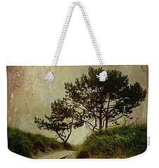 Trees By The Sea Weekender Tote Bag