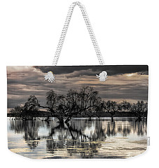 Trees Dream Weekender Tote Bag