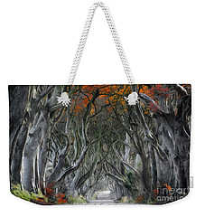 Trees Embracing Weekender Tote Bag