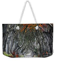 Trees Embracing Weekender Tote Bag