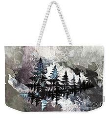 Trees Weekender Tote Bag by Geraldine DeBoer