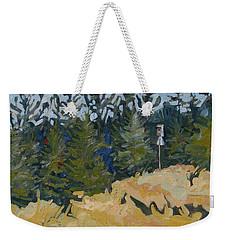 Trees Grow Weekender Tote Bag