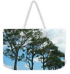 Trees In Kauai Weekender Tote Bag