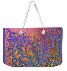 Trees In Spring Weekender Tote Bag