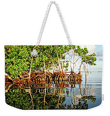 Trees In The Sea Weekender Tote Bag
