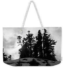 Trees Silhouettes Weekender Tote Bag