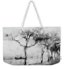 Trees Through The Window Weekender Tote Bag by Celso Bressan