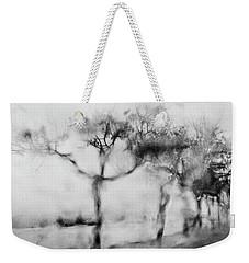 Trees Through The Window Weekender Tote Bag