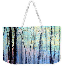 Treescape - Evening Weekender Tote Bag