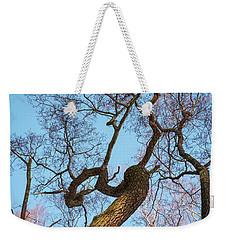 Treetops_risinguptothesky Weekender Tote Bag