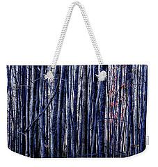 Treez Blue Weekender Tote Bag
