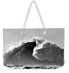 Tremendous Weekender Tote Bag by Sheila Ping