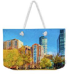 Tremont Street Weekender Tote Bag