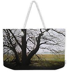 Trent Side Tree. Weekender Tote Bag