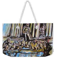 Trevi Fountain, Rome Weekender Tote Bag