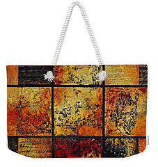 Trial By Fire Weekender Tote Bag