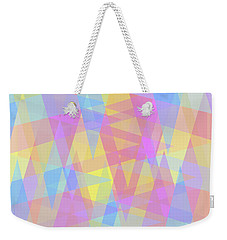 Triangle Jumble 2 Weekender Tote Bag